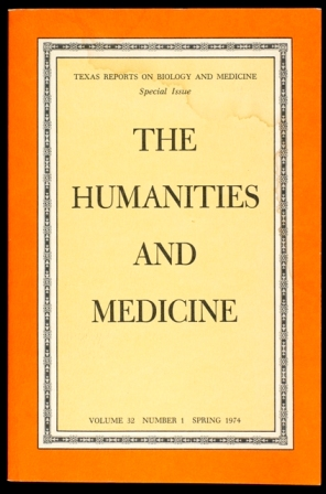 The Humanities and Medicine